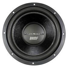 "Power Acoustik BAMF-124 3500 Watt 12"" Dual 4 Ohm Car Stereo Audio Subwoofer Sub"