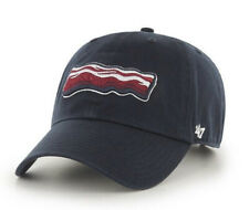 MiLB Lehigh Valley Iron Pigs '47 Brand Bacon Clean Up OSFA Hat Cap