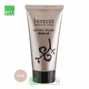 Benecos Natural  Liquid Foundation - Nude 30ml
