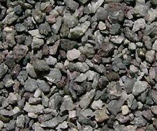 Natural Stone Ballast H0 scale 16oz. by volume medium grey