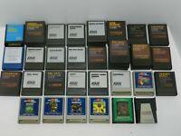 Atari 400 800 1200 XL XE Games Fun You Pick & Choose Game Good Titles Up 3/6!