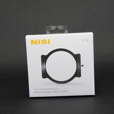 NiSi 100mm Aluminum Filter Holder V2-II can be used on lens through adaptor