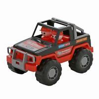 Polesie 64325 MAMMOET Rally-Jeep