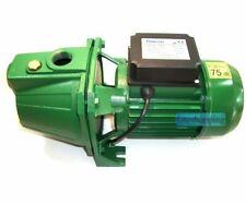 Pompa autoadescante autoclave elettropompa 0.8 HP acqua pozzo