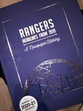 More details for rangers book - headlines from 1919 a newspaper history updated 2020-21 season
