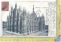 Cartolina - Postcard  - Milano - Il Duomo  - anni '10