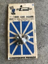 Mr Gasket Quad Carb Bushing 1512 NOS Vintage