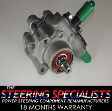 Mitsubishi L200 2.5 Diesel 96 to 2006 Genuine Remanufactured Power Steering Pump