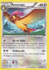 Roucoups - XY : Etincelles - 76/106 - Carte Pokemon Neuve Française