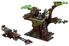 Lego Star Wars Ewok Attack 7956 *Speeder and Tree Only*