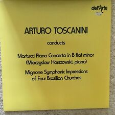Arturo Toscanini conducts.... - Vinyl LP