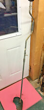 BS7 Vintage Ice Auger Spoon type Fishing hole driller RARE Master brand ice fish