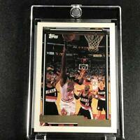 MICHAEL JORDAN 1992 TOPPS GOLD #141 PARALLEL CARD CHICAGO BULLS NBA MJ