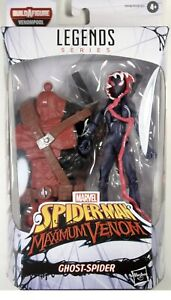 NEW 2020 Marvel Legends Series Ghost-Spider Maximum Venom BAF Venompool Gwen