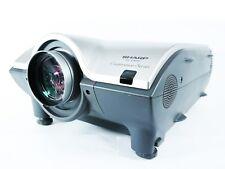 Sharp XG-P20XU DLP Projector 3300 ANSI HD 1080i HDMI-Adapter Remote TeKswamp