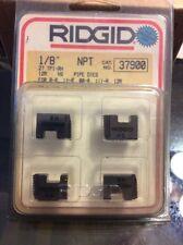 "Ridgid 37900 1/8"" NPT Pipe Threading Stainless Steel Die Set   **FREE SHIPPING**"