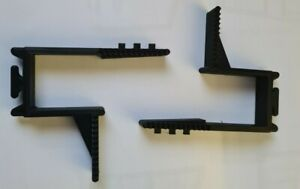 Profile offset Line Holder Clips set 2 Brick laying wall Building 40x40mm