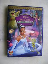 DVD Disney - La princesse et la grenouille
