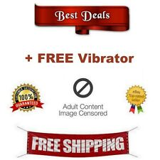 GREAT DEAL Dildo Silicone Vibrator Penis Cock Adult Sex Toy Products Suction Cup
