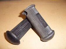 Triumph T150 T160 Footrest Rubber 82-9630 Left Hand Drive Side Riders Peg