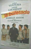 Filmplakat,Plakat,LA BOFETADA,LA GIFLE,LINO VENTURA,ANNIE GIRARDOT #165