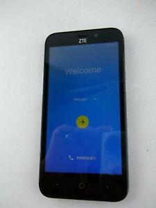 ZTE ZFive 2 Z836BL  8GB  Black TracFone Smartphone