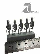 Zinge Industries Infantry Pulse Rifle Set of 5 S-GAR13 New 28mm Scale