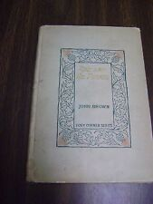 ANTIQUE Rab And His Friends / John Brown 1893