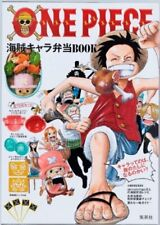 ONE PIECE kaizoku character lunch BOOK FLOWER&BEE BOOK Mook Bento Japan