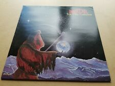 MARTYR for the universe VINYL LP - DUTCH / 1985 / HEAVY METAL / EX+ NEAR MINT