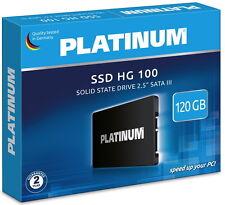 Platinum SSD interne Festplatte HG 100 TLC 2,5 Zoll 120GB SATA III