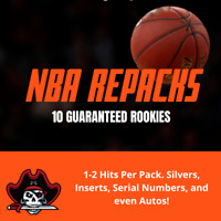 19-20 NBA Basketball Mystery Packs ! 🔥Guaranteed 10 Cards All Rookies