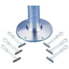 """Garelick 6PACK 21026:01 Stainless Steel 1/4""""-20 Toggle Bolt Anchor"""