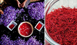 HIGH GRADE SAFFRON | Exotic taste | Exquisite aroma | Exclusive saffron