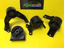 Jeep Compass Patriot 07-10 Engine Motor Mount Set Automatic 4PCS