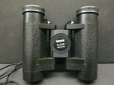Zeiss 8x20B Compact Folding Binoculars West Germany w/zippered pouch Vintage