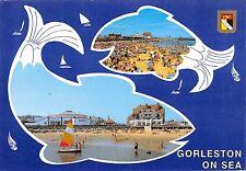 B102828 gorleston on sea the beach    uk