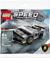 Lamborghini Huracán Lego® 30342 Promo Neu OVP Speed Champions