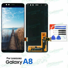 Per Samsung Galaxy A8 2018 A530 LCD Display Touch Screen Digitizer Assembly BT02