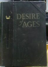 Desire of Ages by E.G. White Volume 2 (Leather Bound, 1945)
