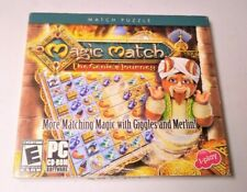 Magic Match: The Genie's Journey Puzzle Matching Game, Slip Cover (TESTED WORKS)