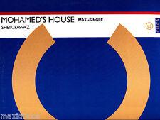 """12"""" - Sheik Fawaz - Mohamed's House (AFRO-HOUSE *SPANISH EDIT. VIRGIN 1988) NEW"""