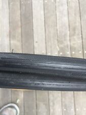 "NOS Pair(2) of IRC Tires 26x1 3/8"" Gumwall 75-85PSI ""SPECIAL HIGH PRESSURE TYRE"""