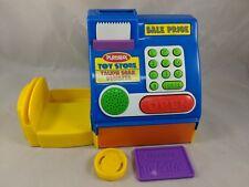 Playskool Talk n Scan Register Toy Pretend Money Card