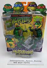 2004 Teenage Mutant Ninja Turtles Mutations Michelangelo &  Raphael MOSC TMNT