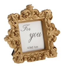 Gold Picture Photo Frame Wedding Party Birthday Table Place Card Decoration
