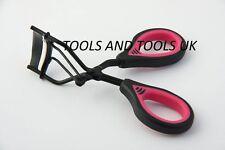 PRO Pink/ Black Eyelash Curlers Makeup Curling Styling Beautician Parlour Curler
