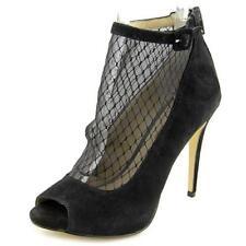 Zapatos de tacón de mujer de tacón alto (más que 7,5 cm) de color principal negro sintético