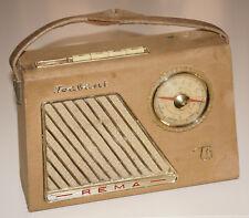 DDR Radio - REMA Trabant T6 - Radio Kofferradio Autoradio Wartburg Oldtimer