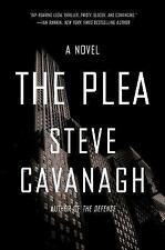 Cavanagh Steve-The Plea  BOOK NEW